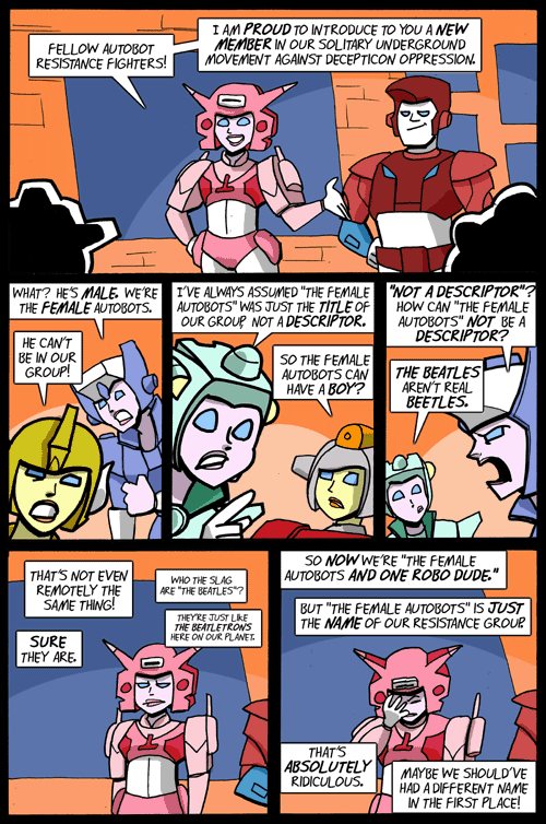 Female Autobots
