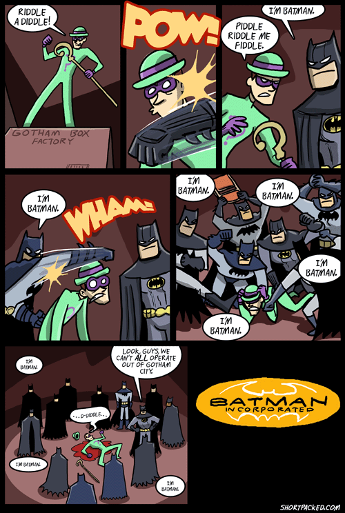 Batman Incorporated, Part 2