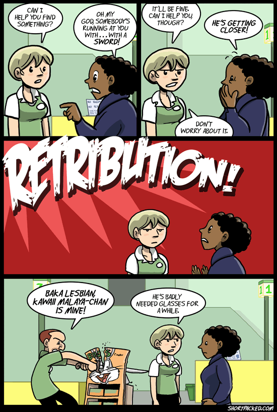 RETRIBUTION RETURNS