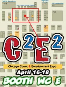 C2E2 April 16-19